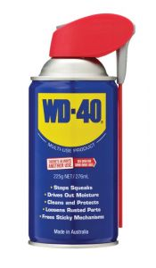 WD-40 Multi-Use Lubricant with Smart Straw 225g
