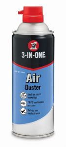 3-In-One Air Duster Aerosol 350g