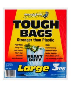 Bag Tough Large Pk3 Mr Clean