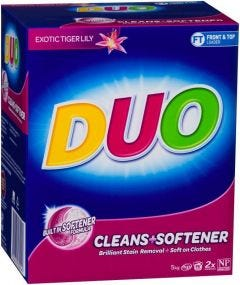 Duo 5Kg Laundry Powder