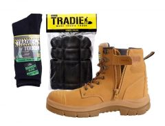 Tradie Multi Boot Pack Size 7