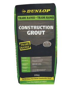 Dunlop 20 KG Bag Construction Grout