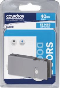 Cowdroy Adjustable Stainless Steel Heavy Duty Door Carriage