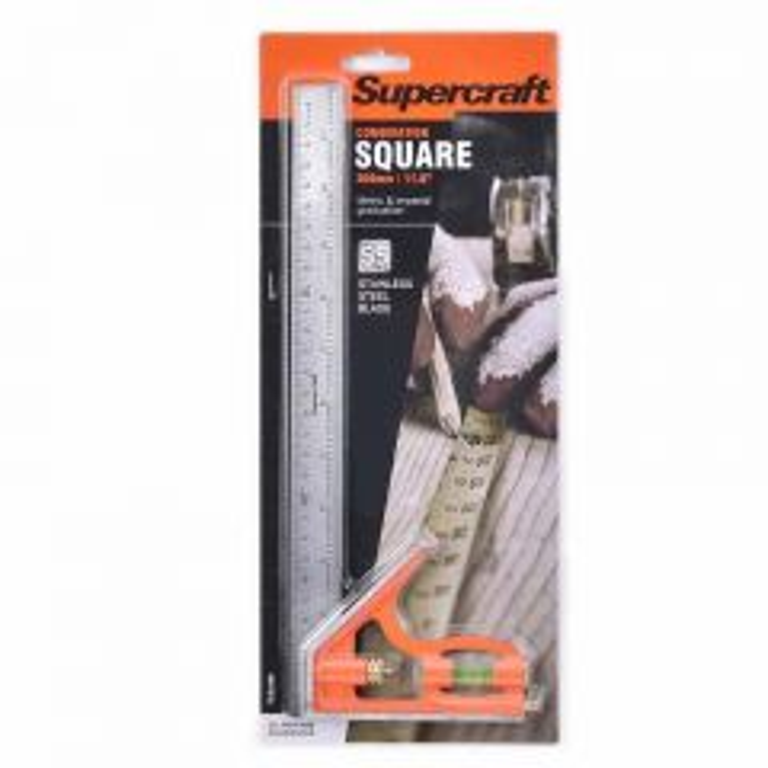 Supercraft Square Combination Metric 300mm