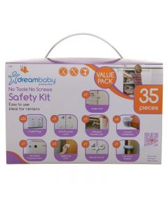 Dreambaby Safety Kit 35 Pieces