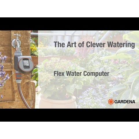 GARDENA Flex Water Computer