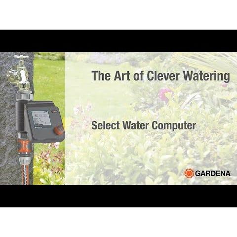 GARDENA Select Water Computer