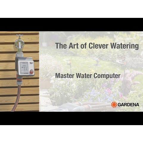 GARDENA Master Water Computer