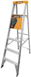 Hurricane Single Sided Dual Punch Ladder 1.8m