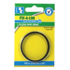 FIX-A-LOO Flush Pipe Ring