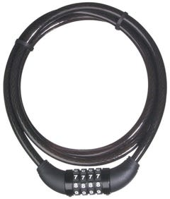 Master Lock Combination Cable Lock 1.5m x 10mm