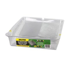 Uni-Pro Disposable Paint Tray Liner 230mm - 3 Pack