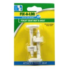 FIX-A-LOO Toilet Seat Nut & Bolt Caroma