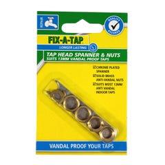 FIX-A-TAP Tap Head Spanner & Nuts Kit