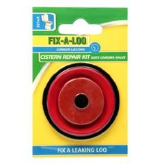 FIX-A-LOO Cistern Repair Kit Suits Caroma 4 Pack