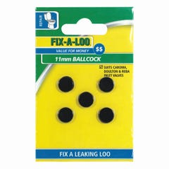 FIX-A-LOO Ballcock Washer 11mm