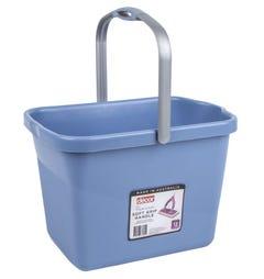 Willow Plastic Mop Bucket 12L