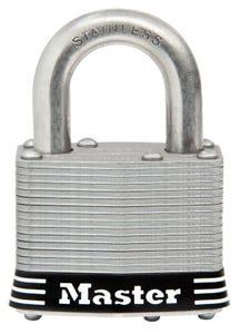 Master Lock Stainless Steel Laminated Padlock 51mm