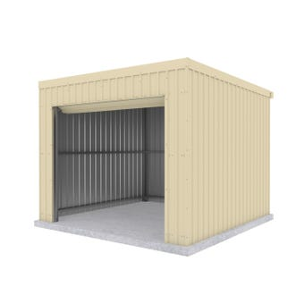 Absco Fortress Garage 3.00 x 3.00 x 2.4m