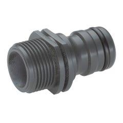 GARDENA Maxi-Flo Universal Adaptor 19mm