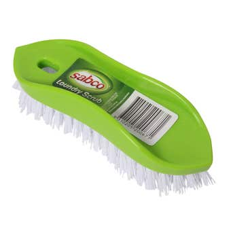 Sabco Laundry Scrub Brush
