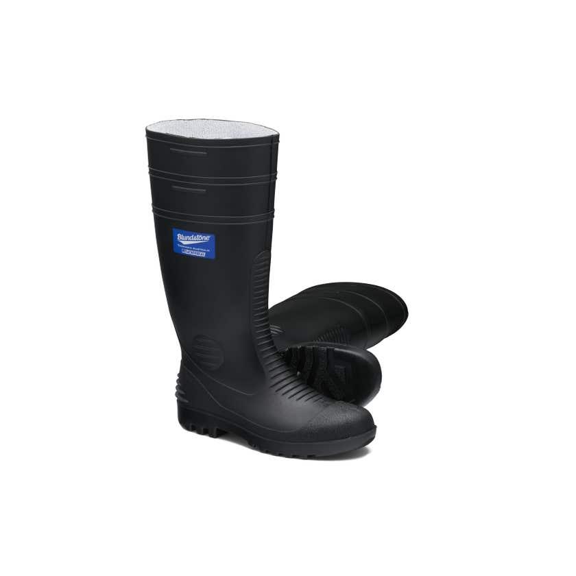Blundstone 001 Waterproof Non-Safety Gumboot Black