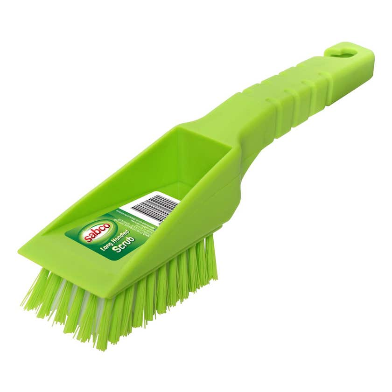 Sabco Long Handled Scrub Brush