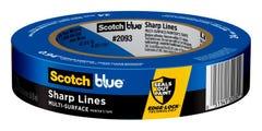 ScotchBlue Sharp Lines Painter's Tape 24mm x 55m