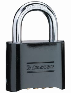 Master Lock Combination Padlock 25mm