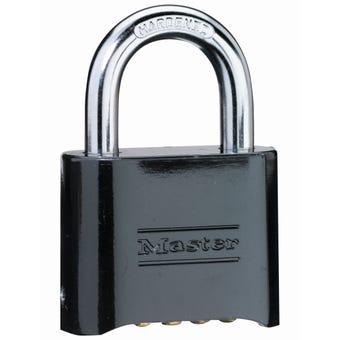 Master Lock Combination Padlock 25mm