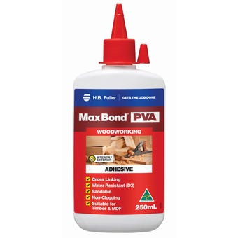 HB Fuller Max Bond PVA Wood Glue 250ml