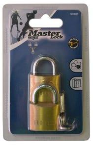 Master Lock Fortress Padlock 30mm 2 Pack
