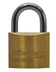 Master Lock Brass Padlock 40mm