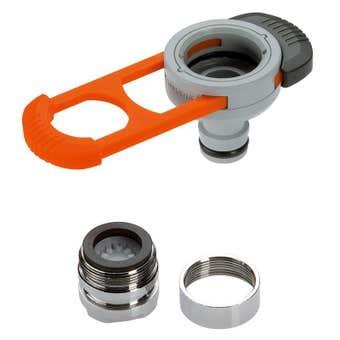 GARDENA Tap Adaptor For Indoor Taps 13mm