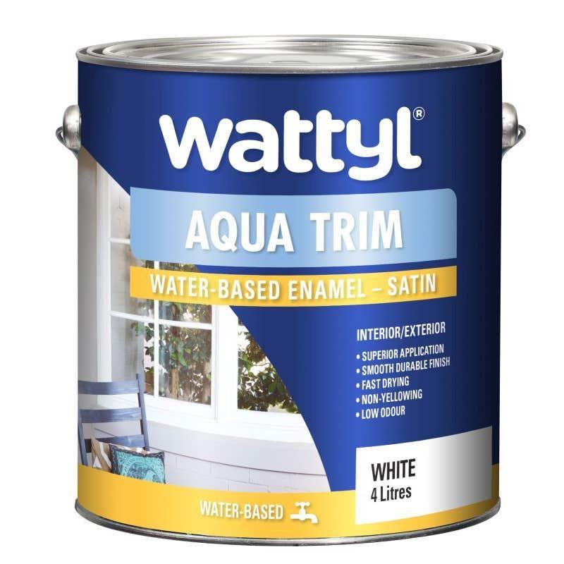 Wattyl Aquatrim 4L