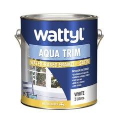 Wattyl Aquatrim Satin 2L