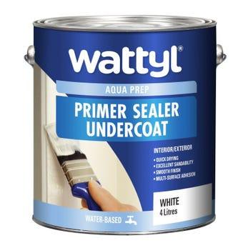 Wattyl Aquaprep Primer Sealer Undercoat 4L