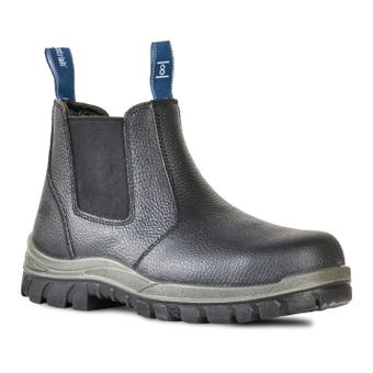 Bata Hercules Steel Cap Leather Boot