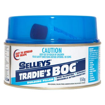 Selleys Tradies Bog Filler 550g