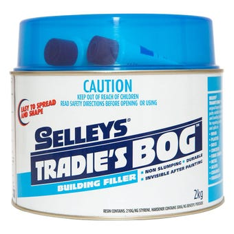 Selleys Tradies Bog Filler 2kg