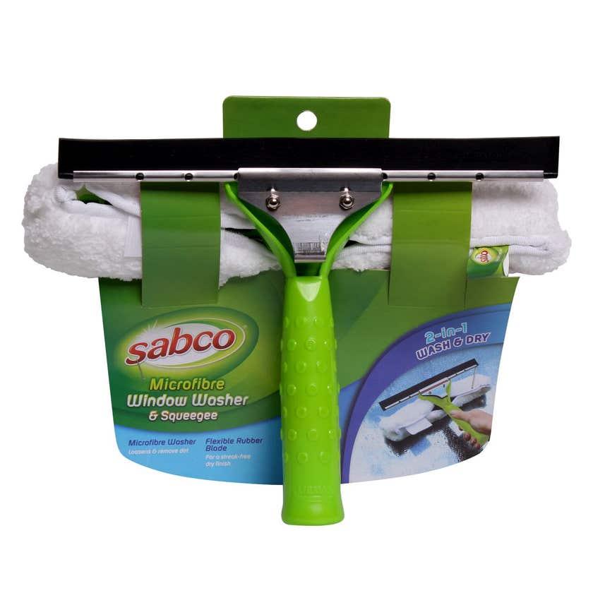 Sabco Microfibre Window Washer