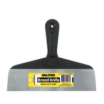 Uni-Pro Broad Knife 250mm