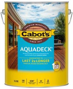 Cabot's Aquadeck
