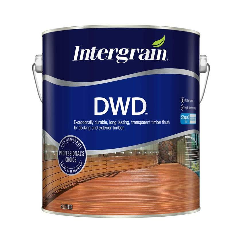 Intergrain Heavy Duty Timber Finish 10L