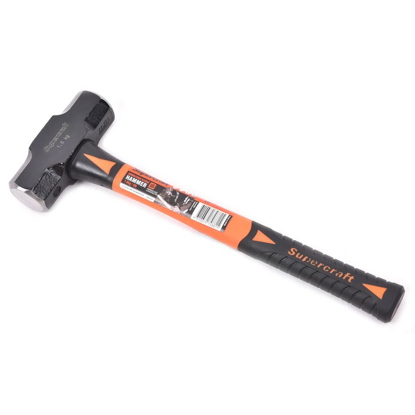 Supercraft 1.8kg Fibreglass Sledge Hammer