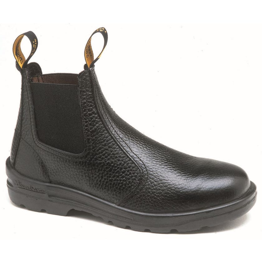 Blundstone Leather Safety Boot Black 330