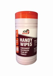 Aftek Handy Wipes Tear Off Towels - 100 Pack