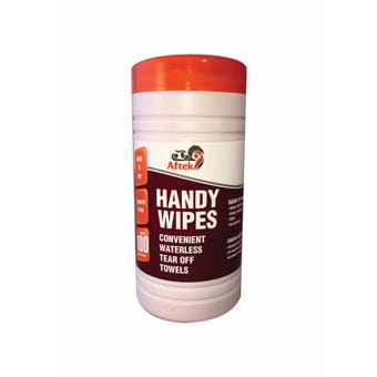 Aftek Handy Wipes Tear Off Towels - 100 Pack