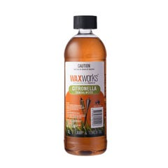 Waxworks Citronella Oil with Sandalwood 1L