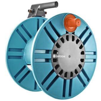 GARDENA Wall Mounted Hose Reel With Hose Guide